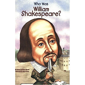 Who Was William Shakespeare? (Who Was...?) - Paperback