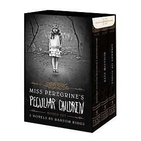 Miss Peregrine's Peculiar Children: Boxed Set - Trại trẻ đặc biệt của cô Peregrine