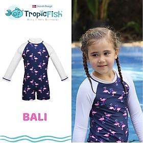 Đồ bơi chống nắng cao cấp cho bé gái Bali TropicFish - TropicFish Baby Swimwear Bali