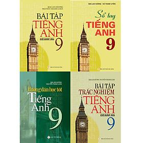 Combo Bài Tập Tiếng Anh 9 Có Đáp Án - Mai Lan Hương