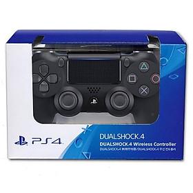Tay Cầm  Sony Dualshock 4 CUH ZCT2G-Hàng Chính Hãng  màu đen