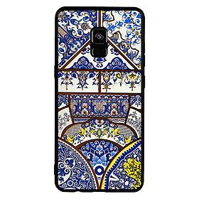 Hình đại diện sản phẩm Ốp Lưng Diên Hy Công Lược Cho Điện Thoại Samsung Galaxy A8 2018 Plus – Mẫu 1