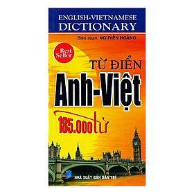 [Download Sách] Từ Điển Anh - Việt 185.000 Từ