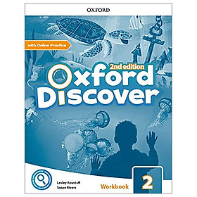 Oxford Discover: Level 2: Workbook With Online Practice - 2nd Edition