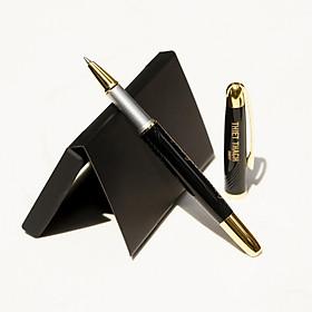 Bút Ký Tên Dạ Bi Chất Liệu Đồng Nguyên Khối Cao Cấp BJ003 dành cho doanh nhân, khẳng định đẳng cấp cá nhân, ngòi viết 0.5mm