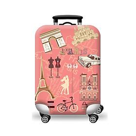 Túi bọc bảo vệ vali -Áo vỏ bọc vali - Du Lịch Nước Pháp
