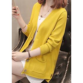 Áo khoác len phong cách Hàn Quốc AK898