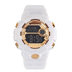 Đồng hồ thể thao điện tử nam nữ Pagini WA05 - Thiết kế Unisex khỏe khoắn, năng động - Đa chức năng báo thức, hiển thị lịch ngày giờ thứ, chống nước nhẹ
