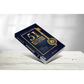 51 chìa khóa vàng để trở thành người ai cũng muốn làm việc cùng ( tặng bookmark)