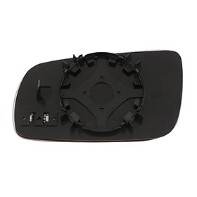 Right Side Heated Wing Mirror Glass