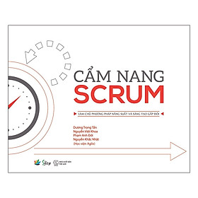 Cẩm Nang Scrum(Tặng Kèm Bookmark Tiki)