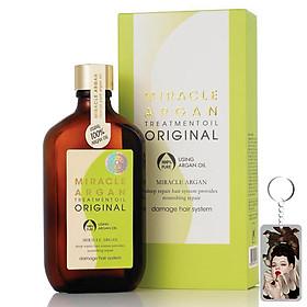 Biểu đồ lịch sử biến động giá bán Tinh dầu dưỡng tóc Argan phục hồi hư tổn Merit Miracle Argan Oil Hàn Quốc 100ml + Móc khóa