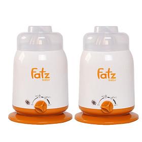 2 Máy hâm sữa và thức ăn cho bé  Fatz Baby FB3002SL ( 4 chức năng )