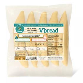[Chỉ Giao HCM] - Bánh mì Vbread - gói 5 ổ