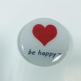 Popsocket dành cho điện thoại mẫu BE HAPPY
