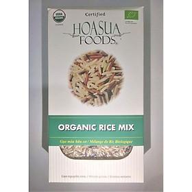 Gạo màu hữu cơ Hoa Sữa 1kg