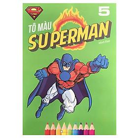 Tô Màu Superman (Tập 5)