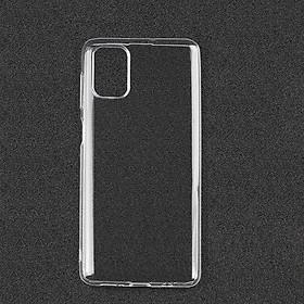Ốp lưng cho Samsung Galaxy M51 dẻo trong cao cấp