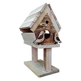Mô Hình Nhà Chim CONOMI Souvenirs