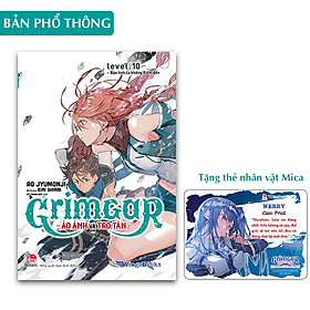 Grimgar – Ảo Ảnh Và Tro Tàn - Tập 10