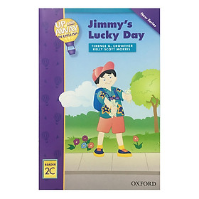 Up and Away Readers 2: Jimmy's Lucky Day