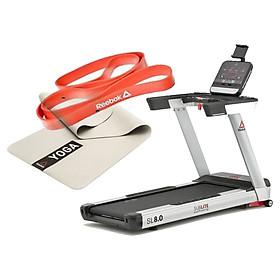 Máy Chạy Bộ Reebok Treadmill SL8.0: Tặng Combo Accessories Reebok