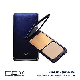 Kem Nền Dạng Nén Siêu Mịn F.O.X SPF27★★ Pro-Moisture Cream Compact 12g-5