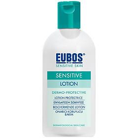 Dung dịch dưỡng thể cho da nhạy cảm EUBOS Sensitive Lotion Dermo-Protective (200ml)