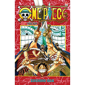 One Piece Tập 15: Thẳng Tiến (Tái Bản 2020)