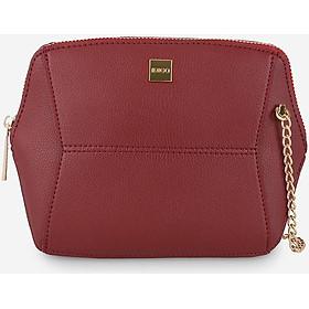 Túi đeo chéo nữ dáng sò IDIGO FB2-257-00