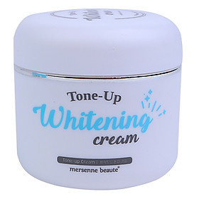 Kem Dưỡng Trắng Da Tone Up Whitening Cream Mersenne Beaute (50g)