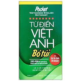 Từ Điển Việt - Anh (Sách Bỏ Túi)