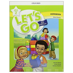 Let's Go Begin: Level 2: Workbook With Online Practice Pack - 5th Edition