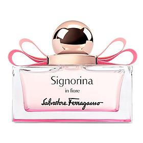 Nước Hoa Nữ Salvatore Ferragamo Signorina In Fiore - Eau De Toilette (50ml)
