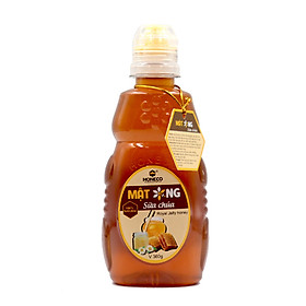 Mật ong Sữa chúa 360g-HONECO