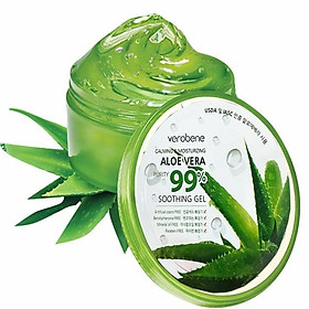 Geo lô hội 99% Aloe Vera Purity Hàn quốc 300ml/Hộp