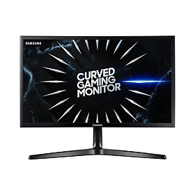 Màn Hình Cong Gaming Samsung LC24RG50FQEXXV 24 Inch Full HD (1920 x 1080) 4ms 144Hz VA Freesync - Hàng Chính Hãng