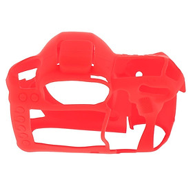 Silicone Case Cover Skin for Canon EOS 5D Mark IV Camera Holder Housing Shell Comfortable Feeling