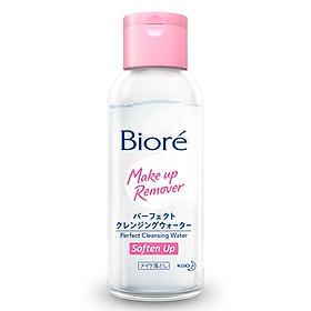 Nước Tẩy Trang Dưỡng Ẩm Hoàn Hảo Biore Makeup Remover Perfect Cleansing Water (90ml)