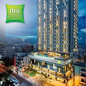 Gói 4N3Đ iBis Styles Nha Trang Hotel 4* - Buffet Sáng, Hồ Bơi, Gần Ngay Biển, Tháp Trầm Hương, Chợ Đêm, Dành Cho 02 Người
