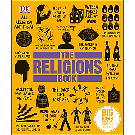 [Download Sách] DK The Religions Book (Series Big Ideas Simply Explained)