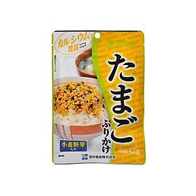Gia vị rắc cơm vị trứng gà Tanaka 42g