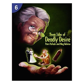 Three Tales of Deadly Desire: Page Turners 6