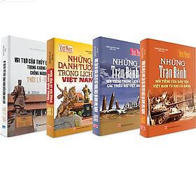 Combo Tủ sách lịch sử Việt Nam 2 (Tái bản 2020)