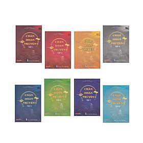 Sách - Boxset Chân Hoàn Truyện (8 Tập)