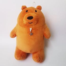 Hình đại diện sản phẩm Gấu bông gấu nấu 25cm