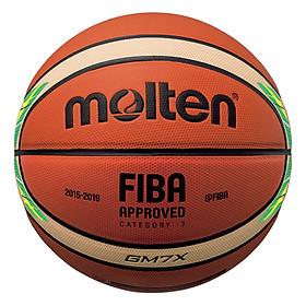 Bóng Rổ Molten BGM7X-YG – Phiên Bản Đặc Biệt Của FIBA