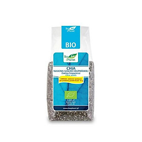 Hạt chia hữu cơ Bio Planet 200g Organic Chia Seads Bio Planet 200gr