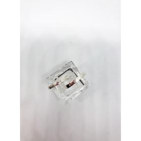 Nhẫn Đôi - Mẫu 12-NĐ0012-Cỡ Lớn