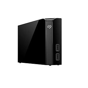 Ổ Cứng Di Động HDD Seagate Backup Plus Hub 3.5 inch USB 3.0 - Hàng Nhập Khẩu